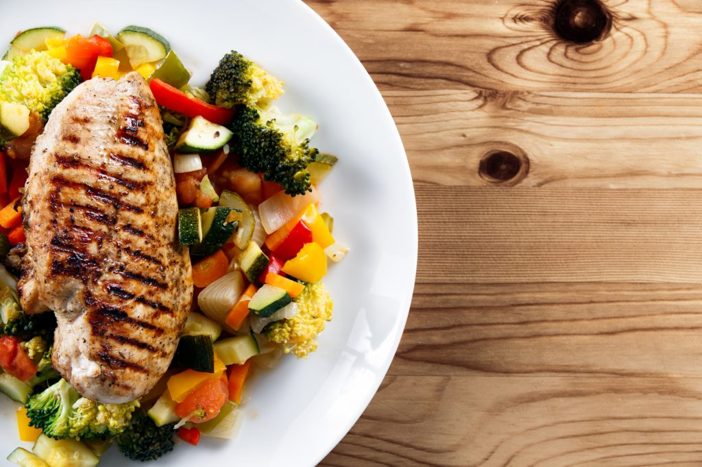 healthy dinners for weight loss